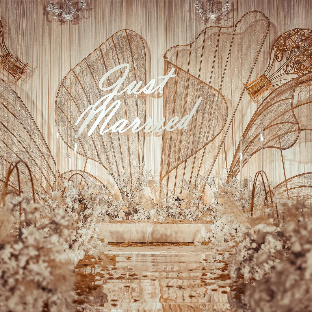 Golden婚礼团购款 【浅微森林】包含三大人员