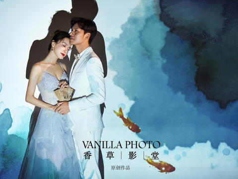 【创意婚纱照】拍得很美,而且不贵|风格·场景不限