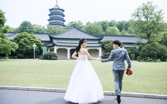 总监+首席 双机位婚礼纪实摄影全程跟拍