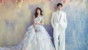 【女王高定】|新韩式婚纱照|当季热拍|咨询有礼
