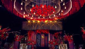 长春优悦婚礼策划----含情脉脉