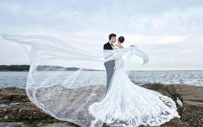 【 青岛蜜月之旅】品质旅拍/网红景点/浪漫夜景