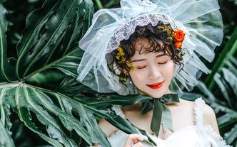 唯美韩式 小清新艺术照 形象照
