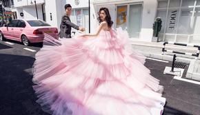 【人气爆款·预约立减现金】ins热门婚纱照拍摄