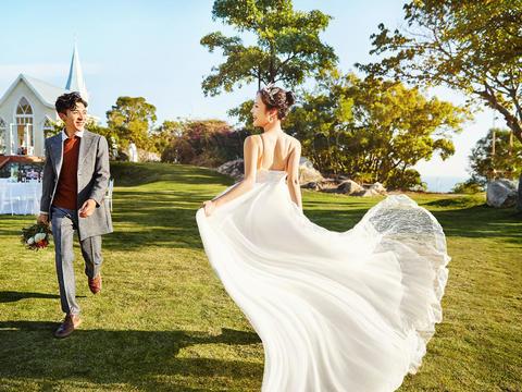 婚纱照超值套餐 多款场景任意拍