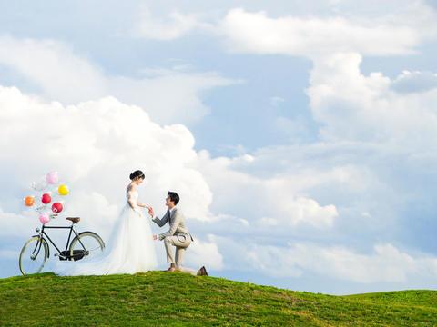 ⭐包邮仪式感婚照礼包3888免费领一价全包