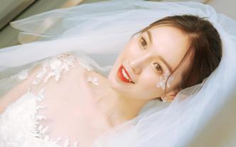 小洁造型婚礼跟妆预约试妆