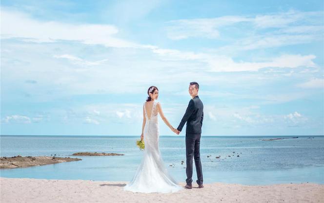 618【仙本那特惠人气】热带海岛旅拍婚照