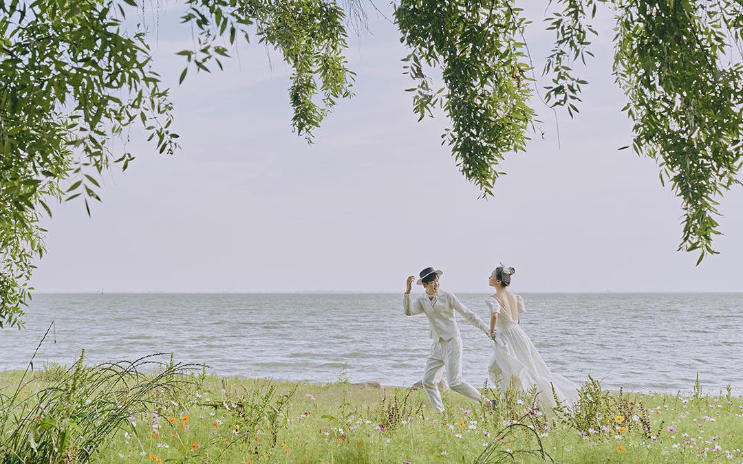 【2021新品】日照海景甜蜜套系 底片多拍多送