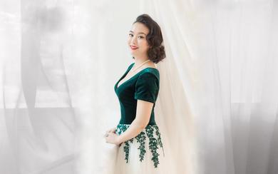 LaVia | 蔼旋复古礼服买家秀