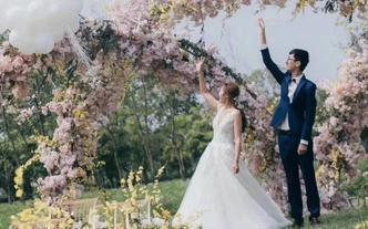 【小米造型】资深造型师 玲玲老师 全天新娘跟妆