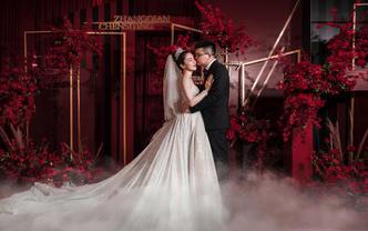 【婚礼跟拍套餐-首席档】双机摄影