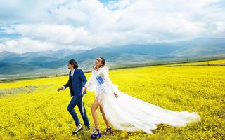 拉菲尔婚纱摄影
