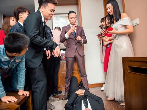 花儿映画婚礼跟拍总监档单机位