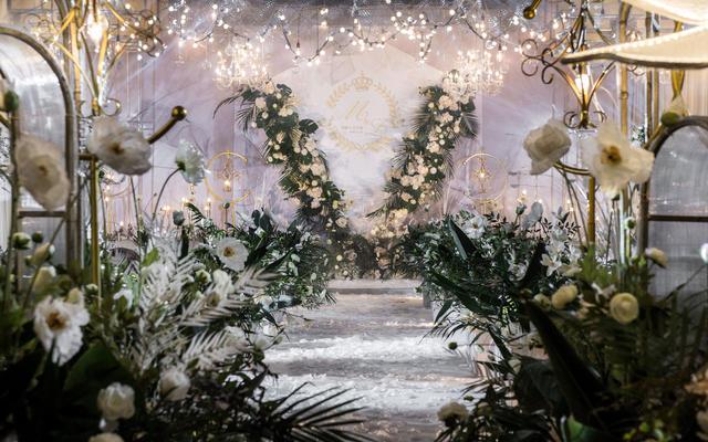 【芊寻婚礼】白色梦幻系风格