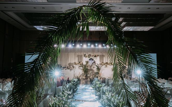 【梦梵婚礼】6折ins森系包含四大金刚