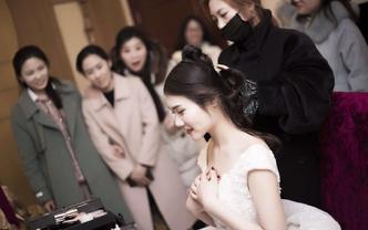 武汉市新娘早妆上门化妆 /妈妈妆 新郎妆