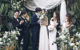 贵阳亿品婚礼摄影摄像【双机位】两天