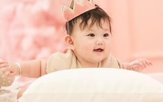 【汇隆影视】百天儿童写真