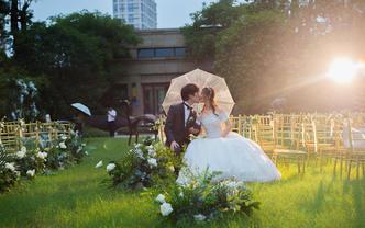 形影不离婚礼摄影摄像跟拍照片视频全包首席四机位