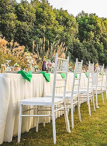 中山植物园户外宴会中心