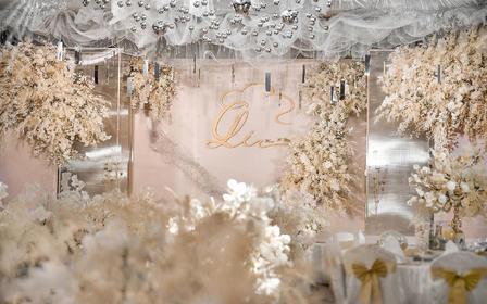 【那不勒斯】(西式室内)简约小清新婚礼
