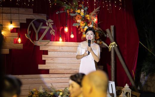 温柔的人|珠海主持人曼曼2019年户外婚礼作品