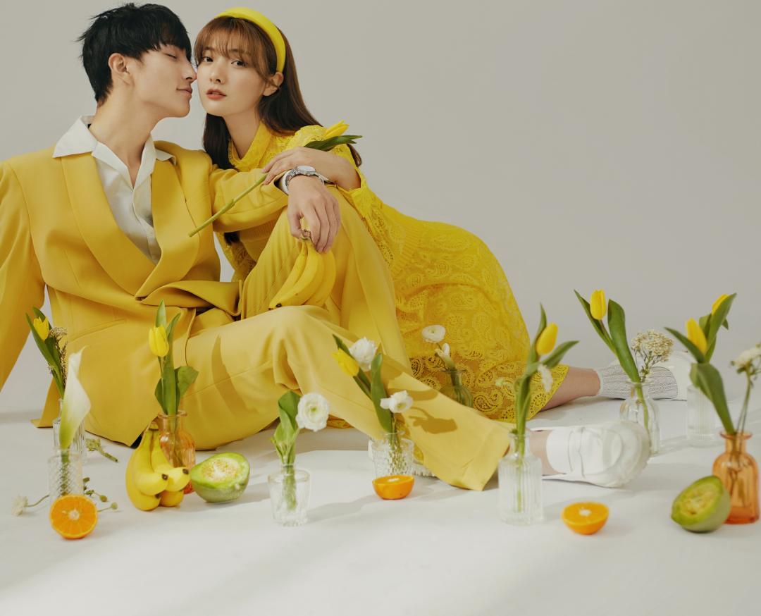 安娜婚纱摄影4月特惠套系