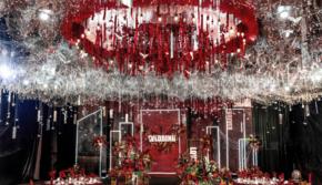 青岛艾特婚礼堂--唯美奢华浪漫复古风《水晶蜜语》