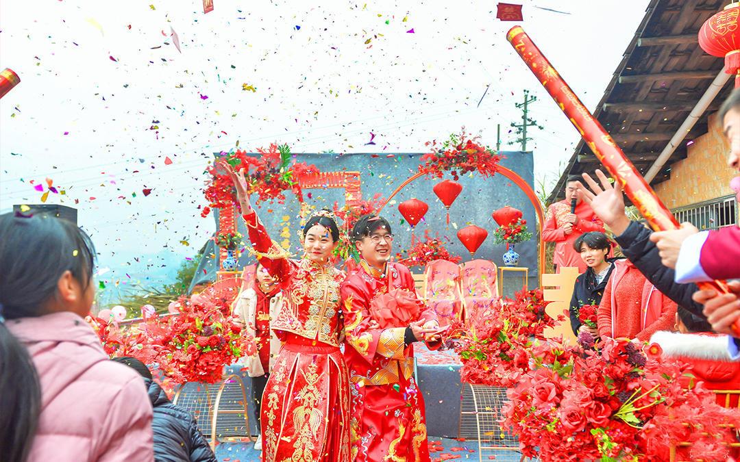 新中式婚礼《摩登中国》——标准版