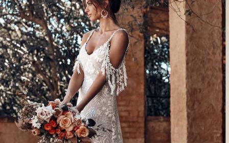 【番茄新娘】西班牙品牌婚纱 新品发布