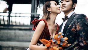 【INS风街拍】新青年 个性婚纱照