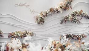 【MLILI婚礼策划】极简复古小清新 泰式婚礼