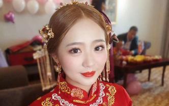 首席 化妆师新娘全程跟妆