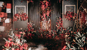 【Ai婚礼】限时特惠 含四大 不一样的红与黑