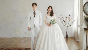 【经典新风】热门婚纱照 GOLDEN风·优雅新韩