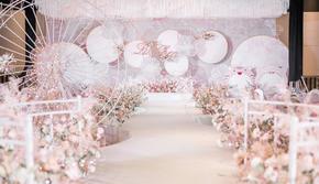 【拾忆】粉色婚礼/《春风十里》