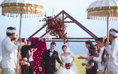 巴厘岛/2019全新搭建/一站式策划海岛婚礼