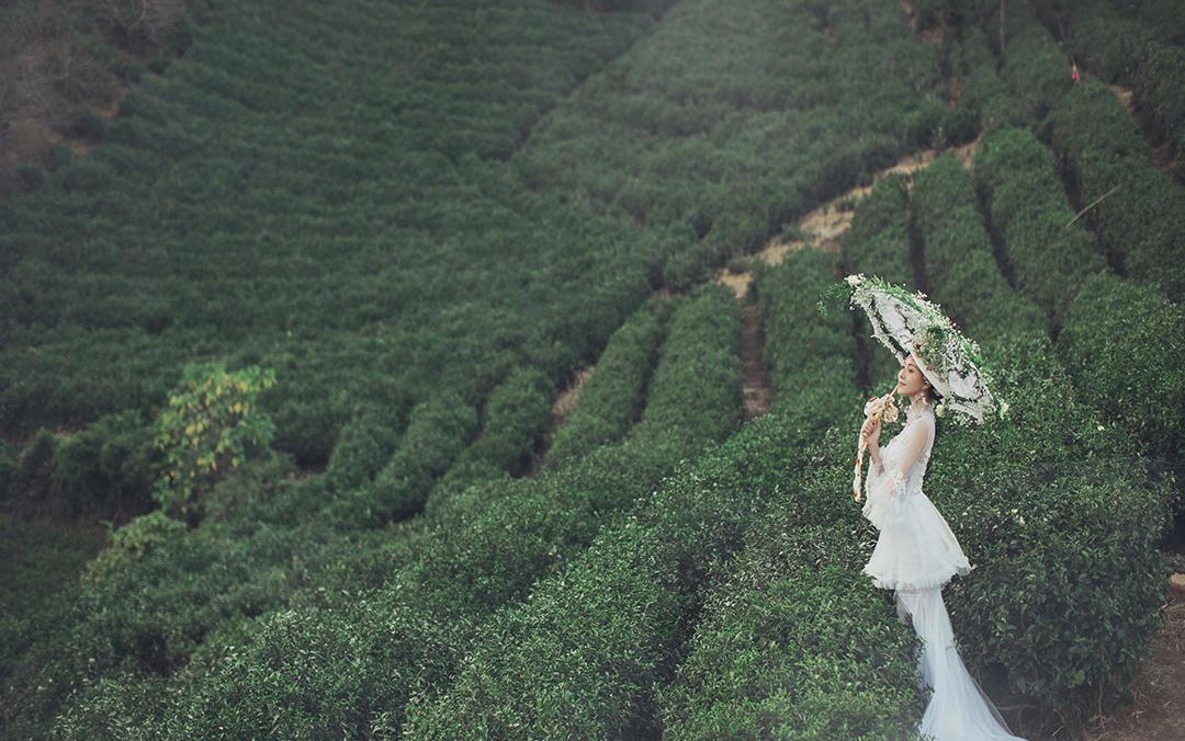 阁楼婚纱婚礼会馆---幸福一生