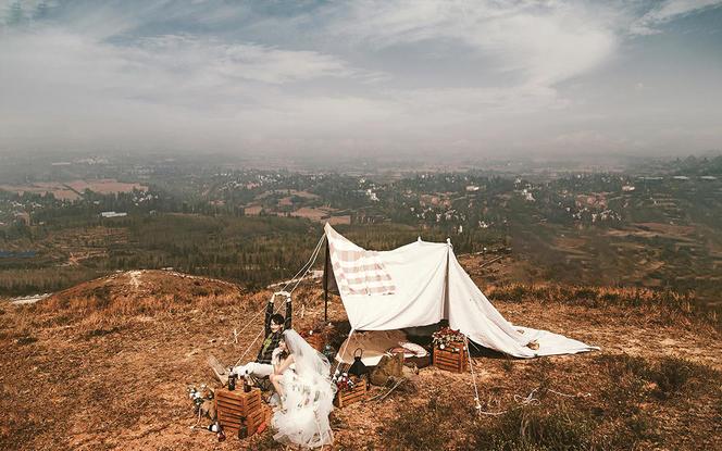 青海旅拍婚纱照|纯旅拍套系|一价全包