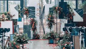 【双十一】限时秒杀室内明星婚礼套系