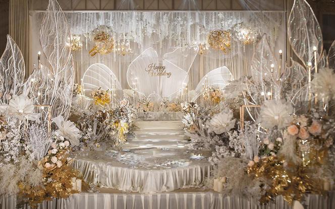 #21克婚纱婚庆#《爱的盛宴》