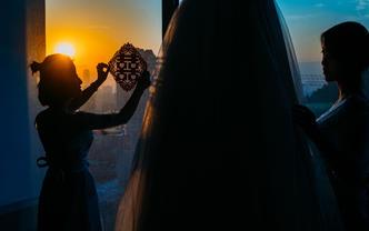 专业档单机位婚礼摄影跟拍