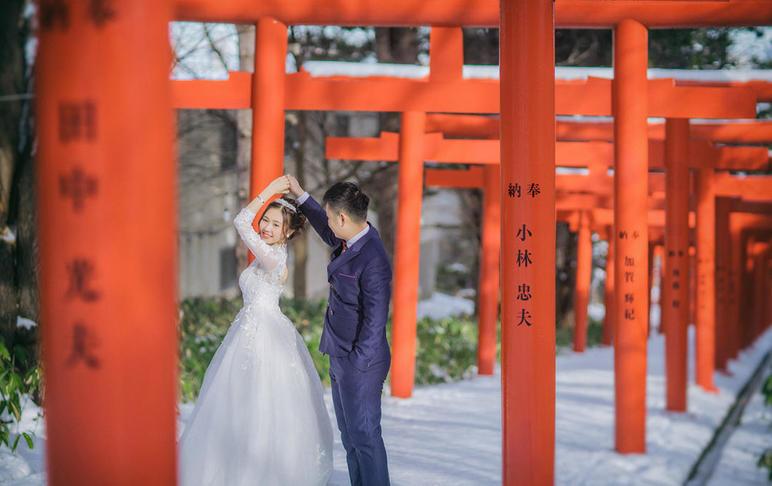 日本旅拍丨北海道+专车出行+景点任选