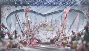 【PARIS铂时婚礼 · 星月稀】香槟高级灰