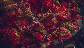金喜汇国际婚礼  -  【红金色】