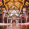 【预定就送别墅和餐】19999元三亚云顶教堂婚礼
