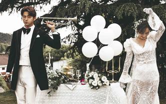 创意新风格+8服8造+优惠3000+赠送婚纱