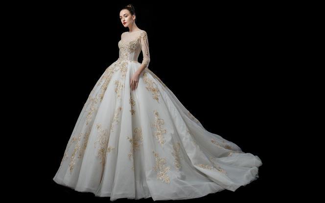 [租]MUSES2020款设计系列婚纱全场任选款