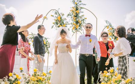 30人定制设计婚礼:包含仪式/甜品/晚宴